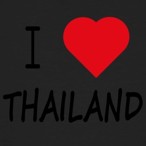 I Love Thailand - Men's Organic T-shirt