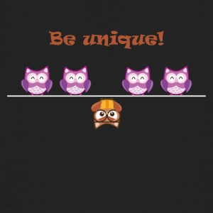 Unique OWL - Men's Organic T-shirt