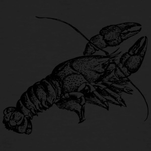 lobster4 - Ekologisk T-shirt herr