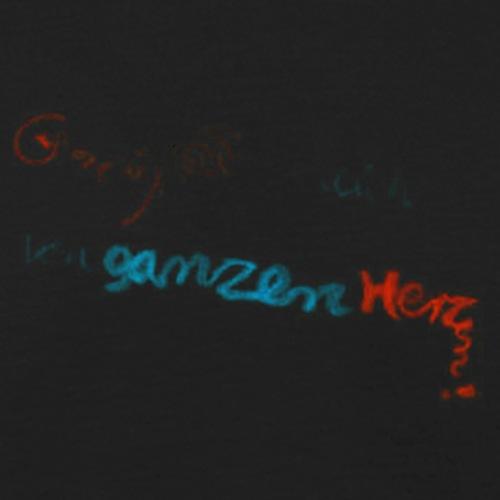 Gaorii ich liebe dich von ganzen Herzen! - Männer Bio-T-Shirt