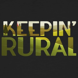 Farmer / Farmer / Farmer: Rural Keepin' - Men's Organic T-shirt