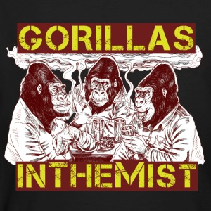 GORILLAS IN THE MIST - Men's Organic T-shirt