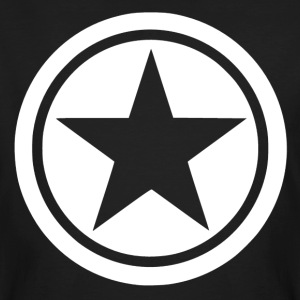 Star Logo - Men's Organic T-shirt