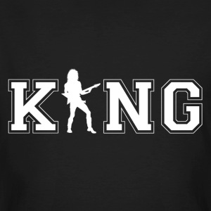 guitar King - Mannen Bio-T-shirt
