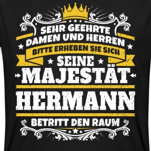 His Majesty Hermann - Men's Organic T-shirt