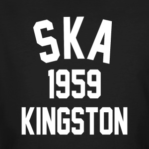 1959 Ska Kingston - T-shirt ecologica da uomo