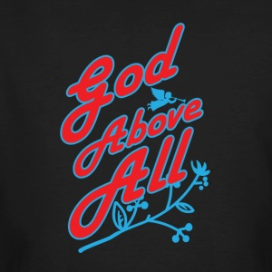 God Above All - Men's Organic T-shirt