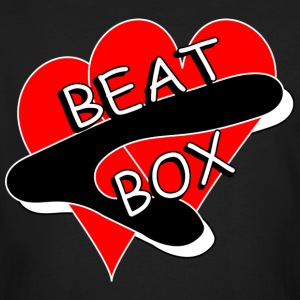 Beat Box! - Ekologisk T-shirt herr