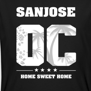 I love SAN JOSE - Orange County - Men's Organic T-shirt