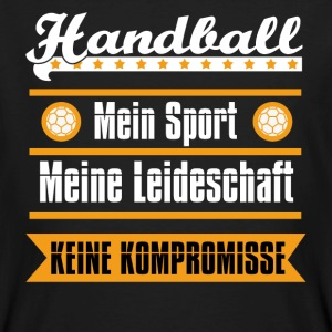 Handball -Mein Sport, My passion! - Men's Organic T-shirt