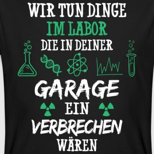 Chemistry / Laboratory / Lab / Science / laboratory technician / chemist - Men's Organic T-shirt