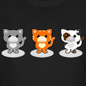 cat - Men's Organic T-shirt