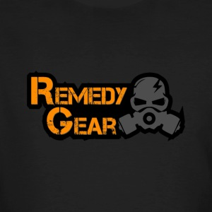 Remedy Gear Logo Wear - Mannen Bio-T-shirt