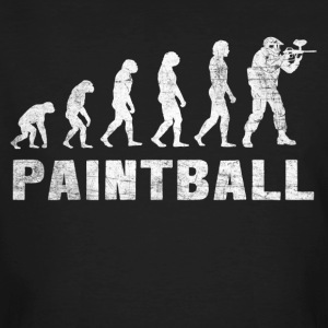 Evolution Paintball 2.0 - Paintball T-Shirt - Männer Bio-T-Shirt