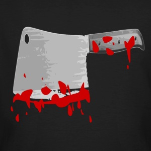 THE BUTCHER - BLOODBAD - Men's Organic T-shirt