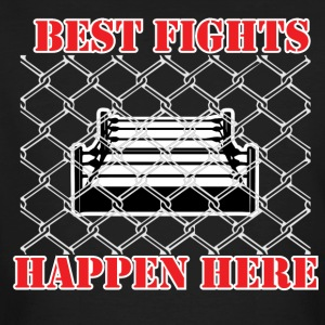 Best Fights - Boxing - Männer Bio-T-Shirt