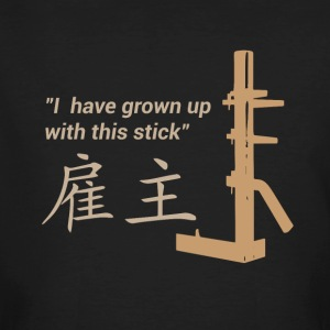 Wing Chun - Training - Männer Bio-T-Shirt
