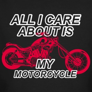 Motorcycle lovers hobby - Men's Organic T-shirt