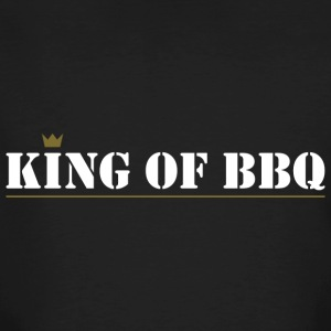 roi de barbecue - T-shirt bio Homme