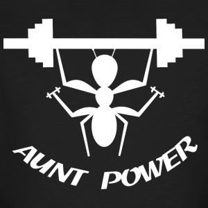 Auntpower 2.Edition - Männer Bio-T-Shirt