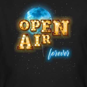 Open Air - Männer Bio-T-Shirt