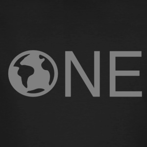 One world - Men's Organic T-shirt