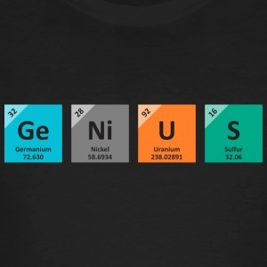 genius - Men's Organic T-shirt