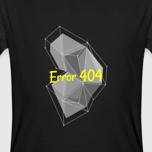 Error 404 - Men's Organic T-shirt