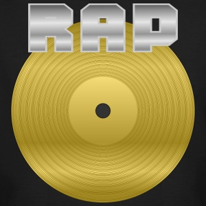 Rap Gold edition - Men's Organic T-shirt