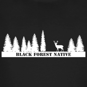 Black Forest Native - Ekologisk T-shirt herr