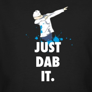 Dab just dabbing touchdown fun humor panda crass - Men's Organic T-shirt
