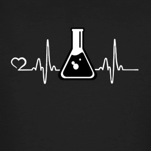 Chimie - Heartbeat - T-shirt bio Homme