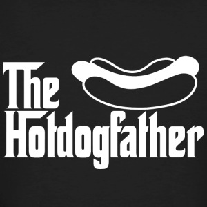The Hotdogfather - Men's Organic T-shirt