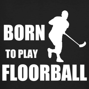 Floorball - Men's Organic T-shirt