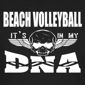 BEACH VOLLEYBALL - It's in my DNA - Men's Organic T-shirt