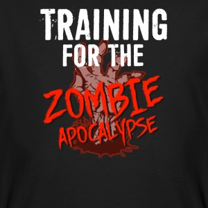Training voor de T-shirt APOCALYPS - Mannen Bio-T-shirt