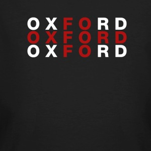 Oxford United Kingdom Flag Shirt - Oxford T-Shirt - Men's Organic T-shirt