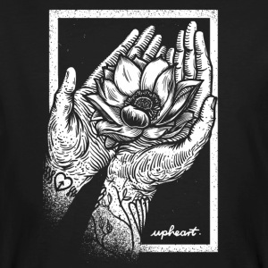 Lotus Hands - Men's Organic T-shirt