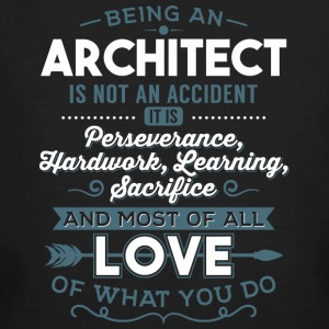 Love what you do - Architect - Männer Bio-T-Shirt