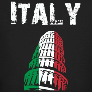 Nation-Design Italien 02 - Ekologisk T-shirt herr