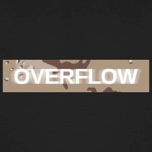Overflow - Men's Organic T-shirt