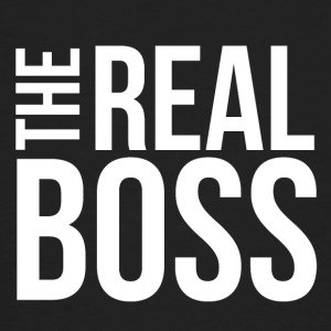 THE REAL BOSS - Organic mænd