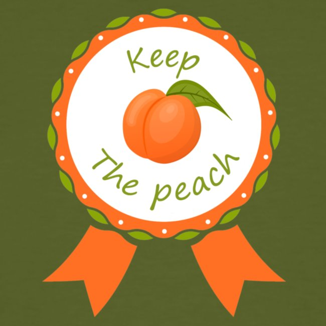 Award Keep the peach