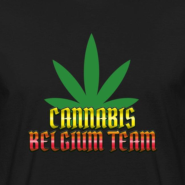 Cannabis Belgium team