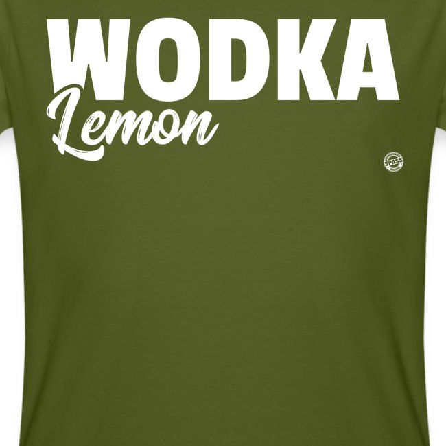 WODKA LEMON SHIRT Vodka Lemon T Shirt Damen Herren