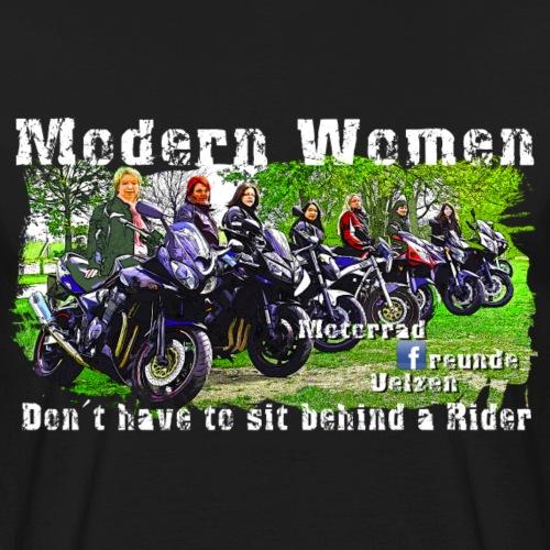 Modern-Freunde - Männer Bio-T-Shirt