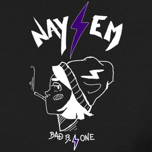 Bad B. (white version)