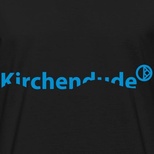 KD_Welle - Männer Bio-T-Shirt