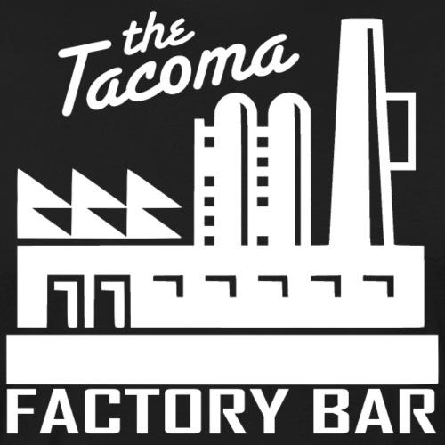 Tacoma Factory Bar - Men's Organic T-Shirt