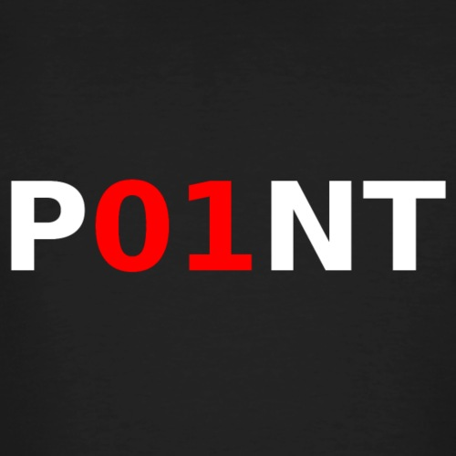 Point P01NT - T-shirt bio Homme